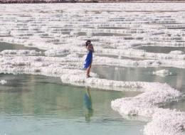 День отдыха на Мертвом море - пляж-69