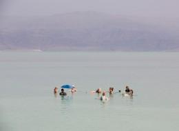 День отдыха на Мертвом море - пляж-72