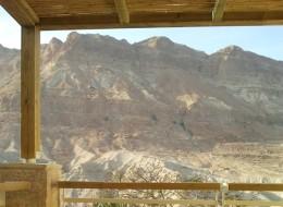 Мертвое Море, заповедник Эйн Геди-92